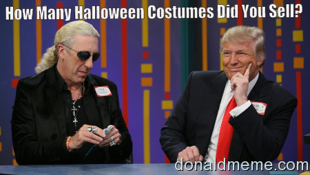 How Many Halloween Costumes Did You Sell?