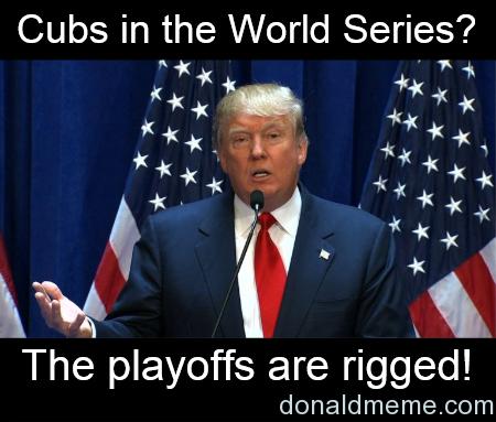 Donald Trump Cubs 3