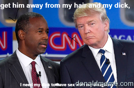Donald inside and out
