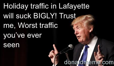 Lafayette Traffic