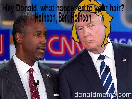 Hothcon donald