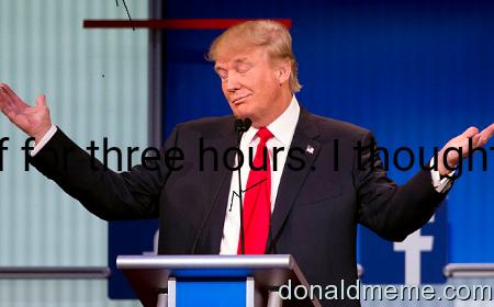 Trump electricity