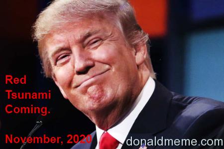 Red Tsunami Coming 2020