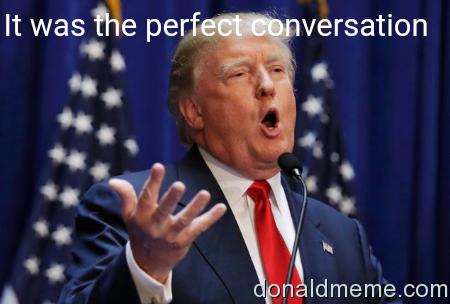 Perfect conversation